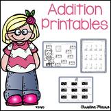 Addition Printables