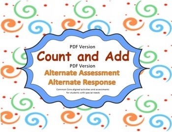 Addition and Counting PDF Version