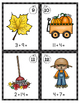 Addition and Missing Addends: Fall Edition