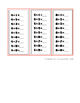 """Addition and Multiplication """"DIY"""" bookmakers/study guides"""