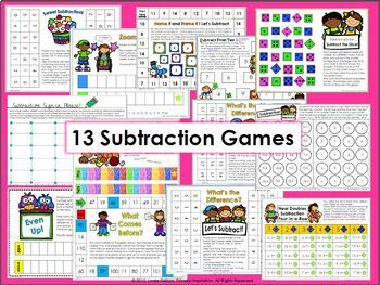 Addition, Subtraction, and Missing Addend... by Primary ...