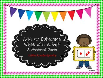 Addition and Subtraction Dominoes
