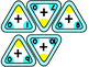 Addition and Subtraction Fact Triangles