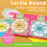 Addition and Subtraction Facts {Turtle Round Full Set}