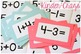 Addition and Subtraction Flashcards {within 5}