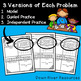 Addition and Subtraction Problem Solving Pack (Sums & Minu
