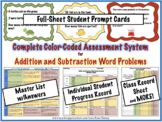 Addition and Subtraction Problem Types Assessment System