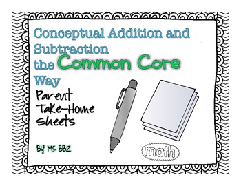 Addition and Subtraction Strategies for Parents: Base Ten,