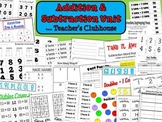 Addition and Subtraction Unit from Teacher's Clubhouse