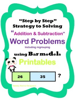 Addition and Subtraction Word Problems Including Regroupin