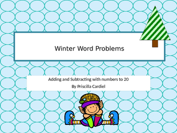 Addition and Subtraction Word Problems (Up to 20)