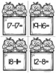 Task Cards--Addition and Subtraction to 20 Scoot! Game