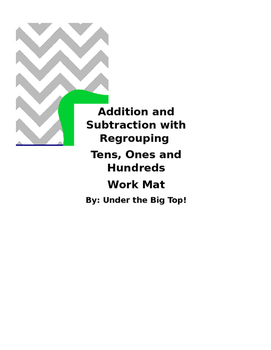Addition and Subtraction with Regrouping Ones, Tens and Hu