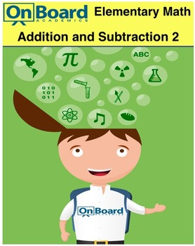 Addition and Subtractions 2-Interactive Lesson