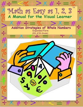 Addition Strategies of Whole Numbers-Expanded Form (4th &