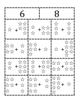 Addition sort 6 and 8