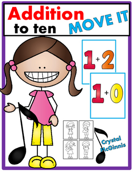 Addition to 10 JUST MOVE! (A Get Up and Move Around the Cl