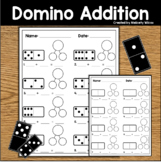 Addition with Doubles and Doubles Plus One CCSS Supplement