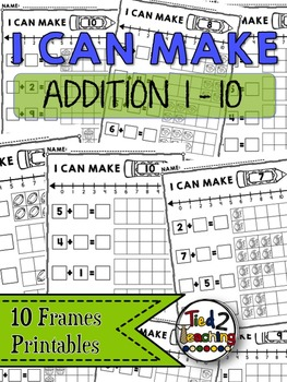 Addition with Ten Frames