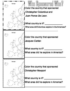 2008 Standards- Additional Explorers Unit Resources