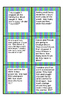 Additon and Subtraction Word Problem Cards