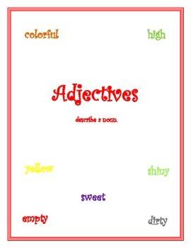 Adjective Mania