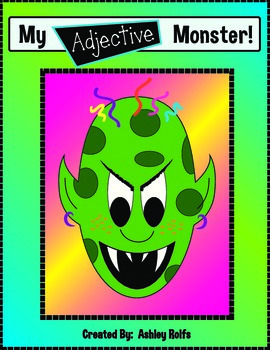 Adjective Monster!