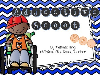 Adjective Scoot Jr.