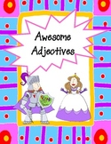 Adjectives Activity Packet