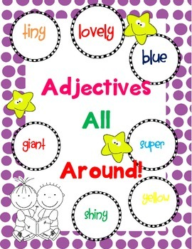 Adjectives All Around!!!