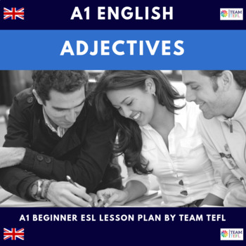 Adjectives - Common and Demonstrative A1 Beginner Lesson P