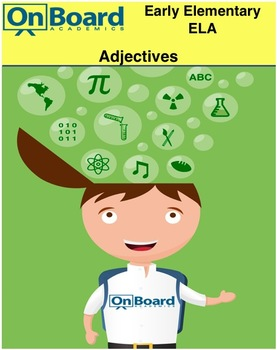 Adjectives-Interactive Lesson