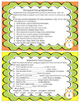Adjectives Task Cards Common Core Centers Early Finishers