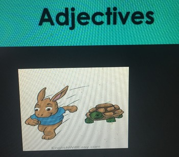 Adjectives Practice Power Point