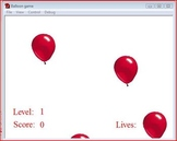Adobe Flash: Making a Balloon Game