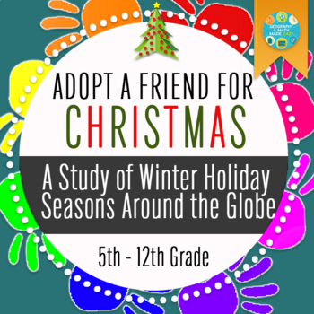 Adopt A Friend For Christmas: A Study of Holiday Celebrati
