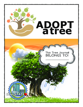 Adopt a Tree Journal