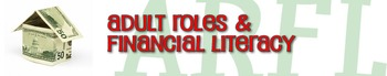 Adult Roles and Financial Literacy Bundle Unit 3 Career in