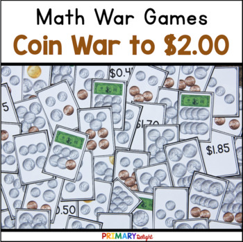 Coin War to $2 (A Money Game)