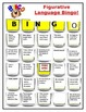 Advanced Figurative Language Bingo
