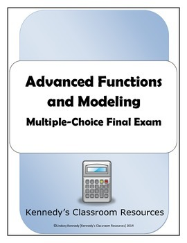 Advanced Functions and Modeling / Trigonometry / Algebra 3