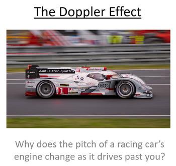 Advanced Level Astrophysics Doppler Effect (Lesson & PowerPoint)