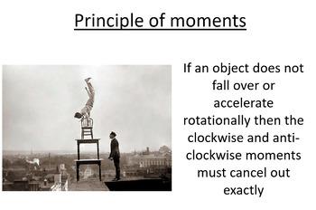 Advanced Level Physics - The Principle of Moments (Lesson