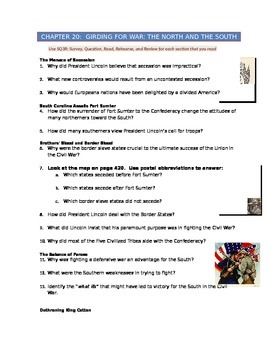 Advanced Placement U.S. History Bailey CH. 20 Study Guide