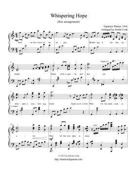 Advanced Sacred Piano Solo