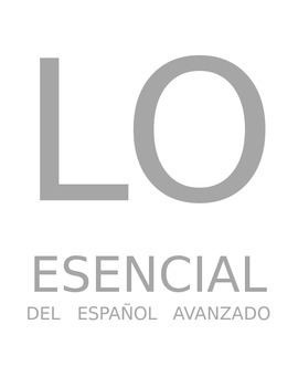 Advanced Spanish Vocabulary and Language Reference Packet