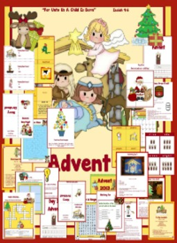 Advent 2014 - Jesus Is the Reason for the Season!