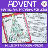 Advent for Little Learners including a Jesse Tree project