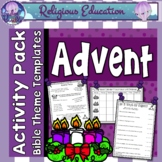 Advent Activities ~ Puzzles, Games and more