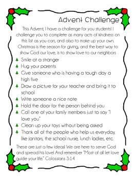 Advent Challenge